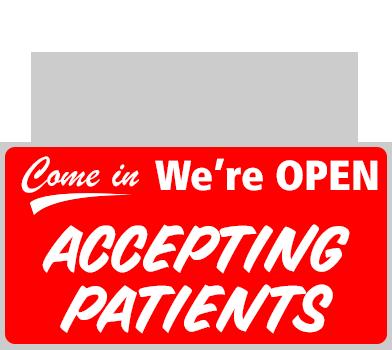 dentist dental marketing new patient sign